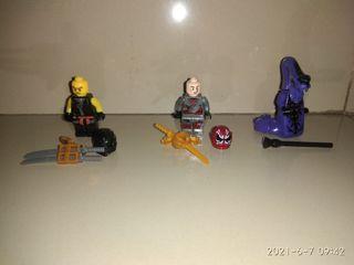 Mainan lego paket Ninjago