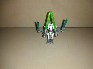 Mainan lego starwars minifigures