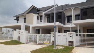 [MCO Promo]Subang 24x75 Freehold Double storey!!!🏡