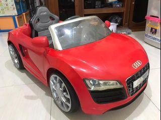 Mobil aki charger anak
