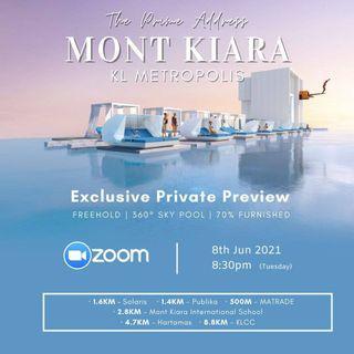 Mont Kiara FREEHOLD