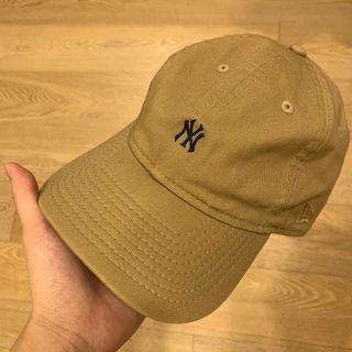 NEW ERA x BEAMS別注 棒球帽(卡其)老帽 日系