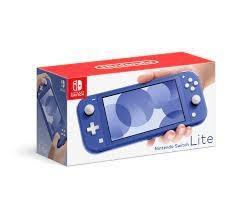Nintendo Switch Lite 正藍色主機
