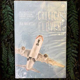 Novel Critical Eleven by Ika Natassa (Preloved)