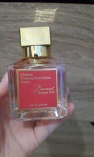 Parfum Bacarrat