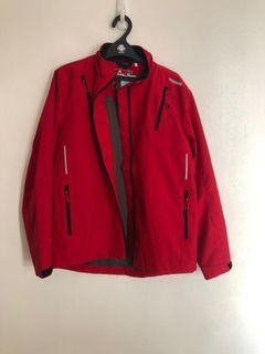 Red Jacket Tracker cocok buat motoran ama gaya
