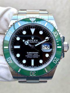 Rolex Submariner 126610 126610lv 2021