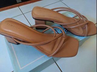 Sandal heels damelia