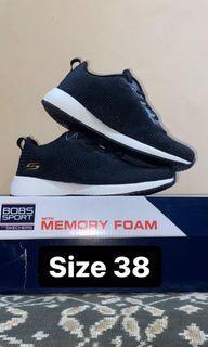 Skechers with memory foam