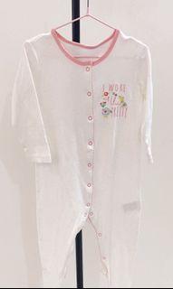 Sleepsuits mothercare size 18-24 bulan