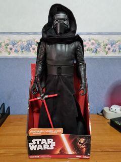 Star Wars Kylo Ren 18 Inch Jakks Pacific Original