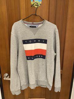 Tommy Hilfiger湯米 男士 衛衣 秋冬季 長袖 上衣