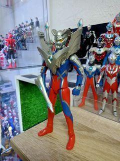 Ultraman Zero With Ultimate Aegis Articulation (bootleg)