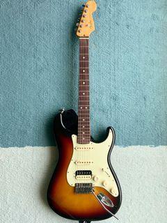 WTS/WTT Fender American Ultra Stratocaster HSS RWFB 2020