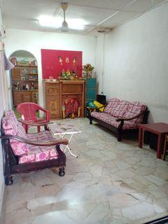 1T Low Cost House / Jalan Perwira / Taman Ungku Tun Aminah / Skudai / 3 Bed