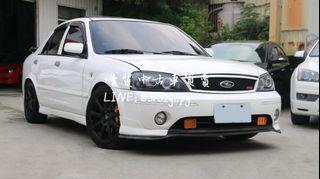 2003 FORD TIERAA RS白大尾翼