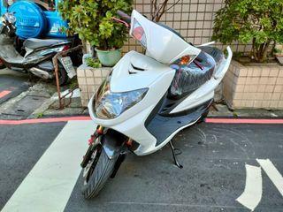 2009年 山葉 新勁戰2代125cc 五期噴射