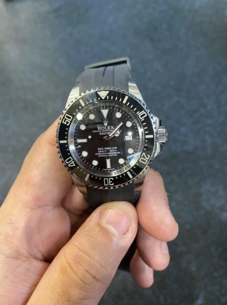 2012 Deepsea free rubber B.