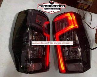 2019 to 2020 Mitsubishi Strada Triton LED Tail light smoke assembly