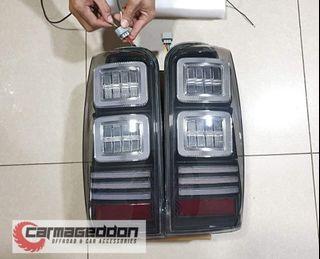 2021 Mitsubishi Strada Triton  U.S Style Led Tail light