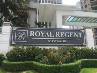 [20%OFF] 3+1room CORNER @ROYAL REGENT Sri Putramas III ONLY RM688,000 (Market value RM850,000)