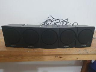 5 speaker sony