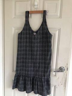 韓妞魚尾裙洋裝!