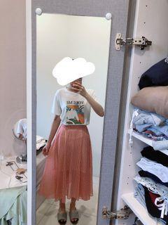 甜美雪紡長裙