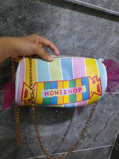 糖果造型斜背包
