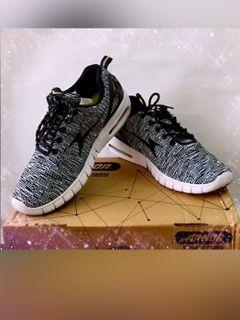 ARNOR阿諾輕量氣墊跑鞋/藏青(尺寸26/40)/落地一次