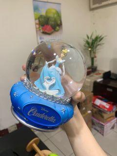 迪士尼 仙度瑞拉水晶球🔮(市售1625$)