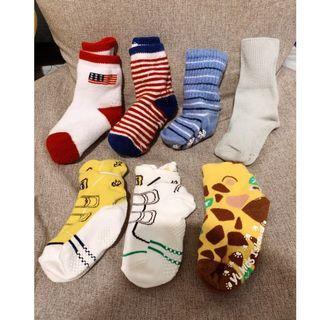 二手童襪合售 9-14公分