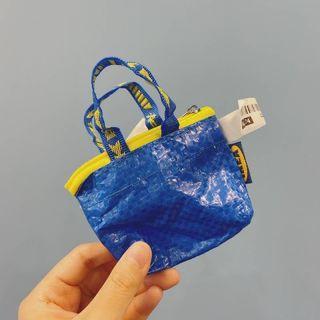 日本爆熱銷 IKEA 原宿限定色小巧零錢包