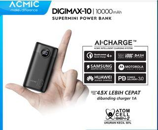 ACMIC DIGIMAX Super Mini Digital PowerBank