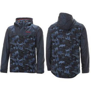 Adidas Neo Mountain Parka Outdoor Animal Camo Jacket Jaket Camouflage Loreng Army Military Gunung Sport Running