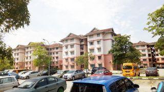 Apartment Kiambang, Puchong