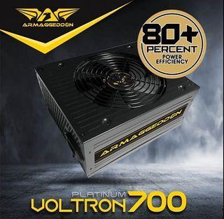 Armageddon Voltron 700w Platinum (non-modular)