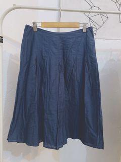 Barkins 8 Knee Length Skirt