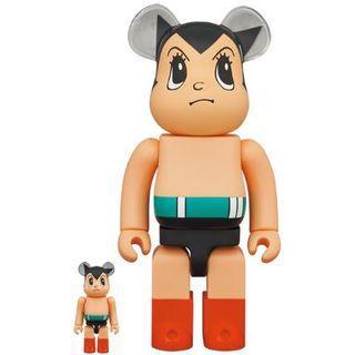 Bearbrick 1000%小飛俠Astro Boy Brave Ver.