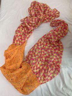 Big scarf