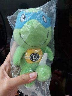 Boneka Kura Kura Ninja Leonardo (Ninja Turtle Plush Toy)