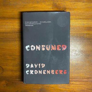 Buku CONSUMED - David Cronenberg