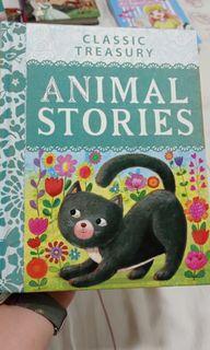 Buku dongeng bahasa inggris Animal Storie