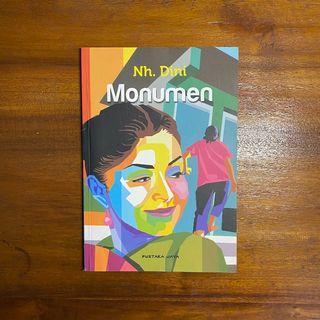 Buku MONUMEN - NH Dini