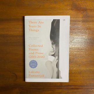 Buku THERE ARE TEARS IN THINGS - Laksmi Pamuntjak