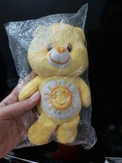 Care Bear Plush Toy (Boneka Care Bear Funshine Bear)