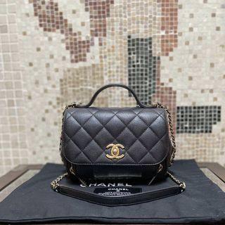 Chanel affinity small 黑金
