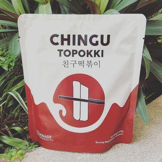 Chingu Topokki - Halal Rice Cake Korea