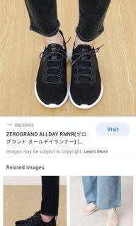 Cole Haan 女性 ZeroGround 系列跑鞋