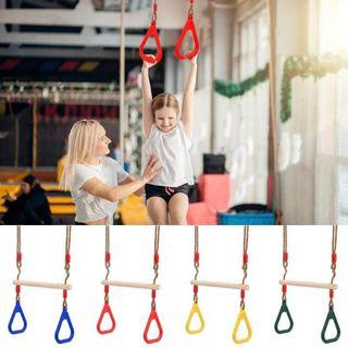 COOLPLAY Mainan Pull Up Anak Children Rope Swing Outdoor Playground - WS-2108